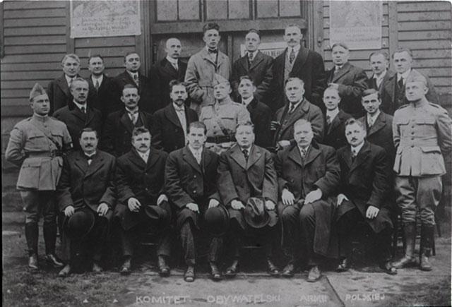 Hiram House Camp Historical Photo