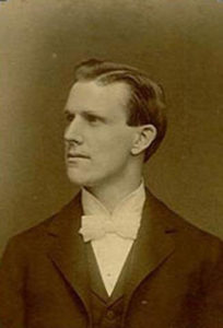 Hiram House Camp Founder, George Bellamy