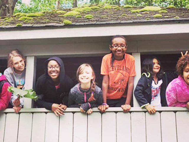 Hiram House Camp Volunteer Opportunities